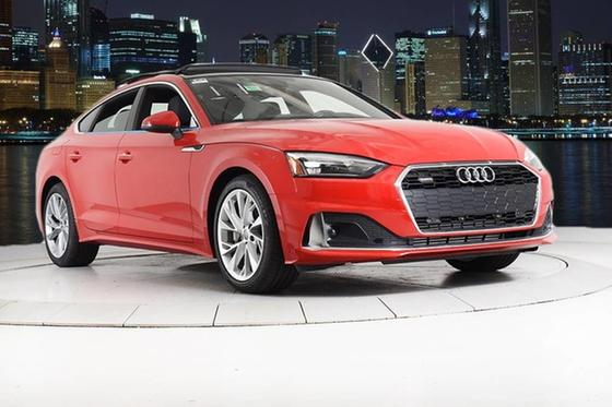 2020 Audi A5 Sportback:24 car images available