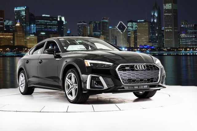 2021 Audi A5 Sportback:24 car images available