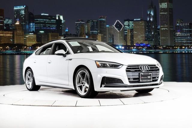 2018 Audi A5 Sportback:24 car images available