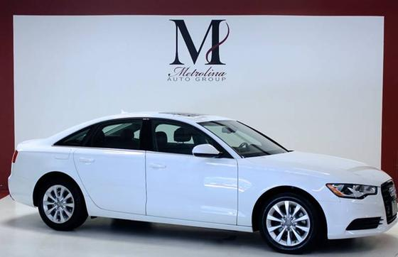 2013 Audi A6 :24 car images available