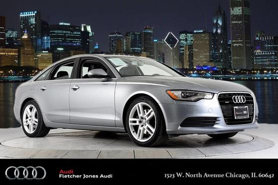 2014 Audi A6 :24 car images available