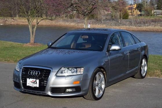 2010 Audi A6 :24 car images available