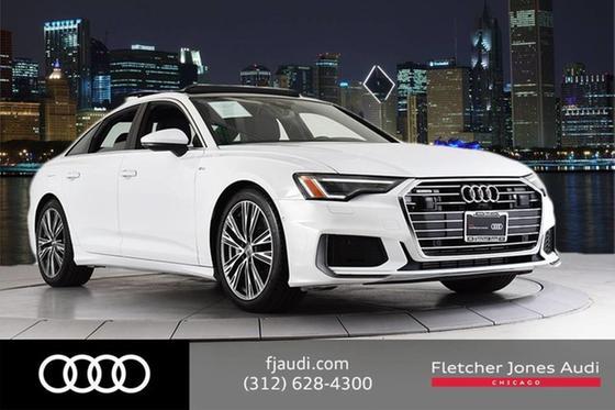 2019 Audi A6  : Car has generic photo