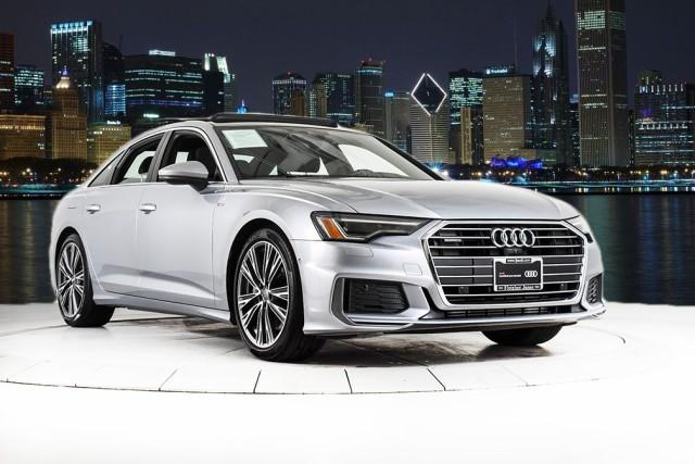 2020 Audi A6 :24 car images available