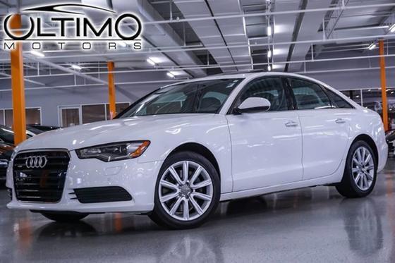 2015 Audi A6 2.0T Premium Plus:24 car images available