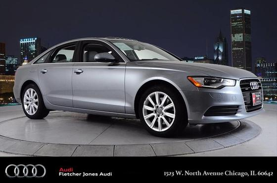 2015 Audi A6 2.0T Premium Plus:24 car images available