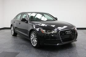2014 Audi A6 2.0T Premium Plus:24 car images available