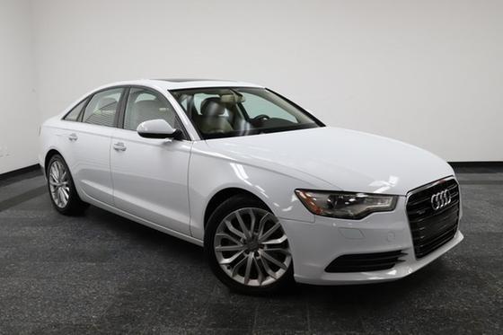 2014 Audi A6 2.0T Premium Plus:24 car images available