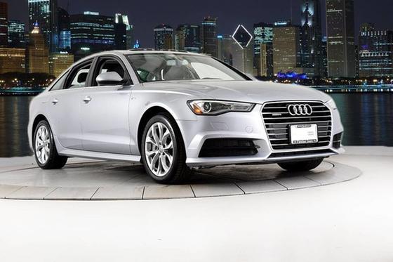 2017 Audi A6 2.0T Premium Plus:24 car images available