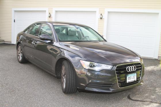 2014 Audi A6 2.0T Premium:5 car images available