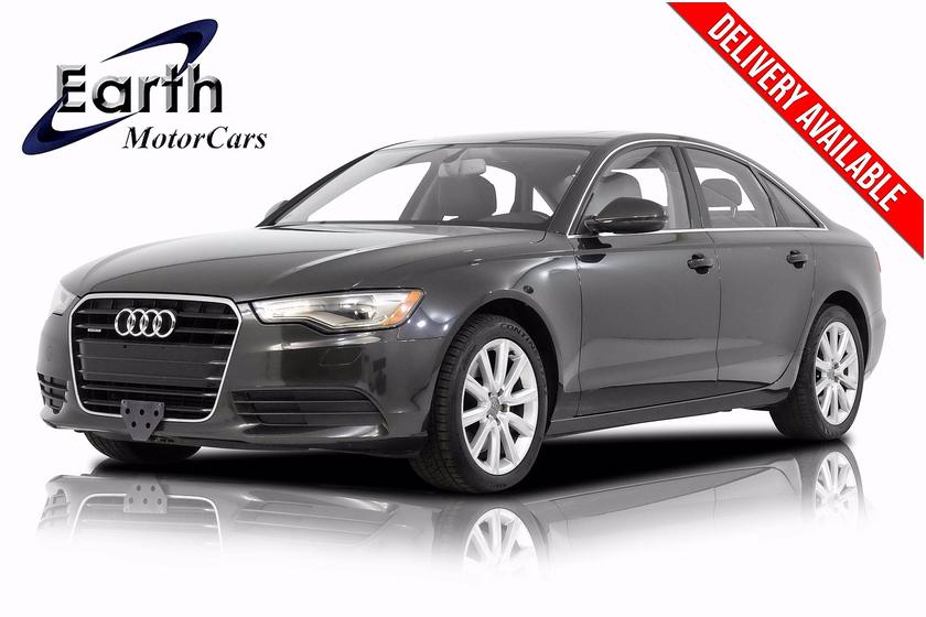 2015 Audi A6 2.0T Premium:24 car images available