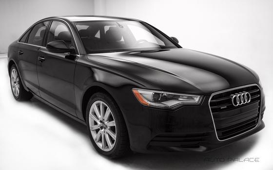 2014 Audi A6 2.0T Quattro Premium Plus:24 car images available
