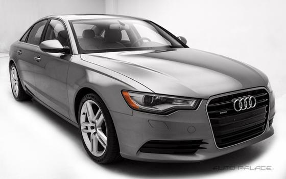 2015 Audi A6 2.0T Quattro Premium Plus:24 car images available
