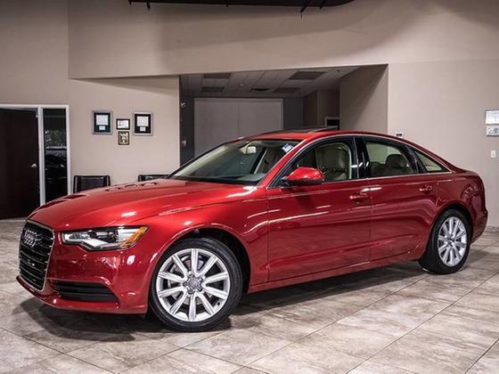 2013 Audi A6 2.0T Quattro Premium Plus:24 car images available