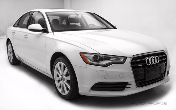 2015 Audi A6 2.0T Quattro Premium Plus:24 car images available