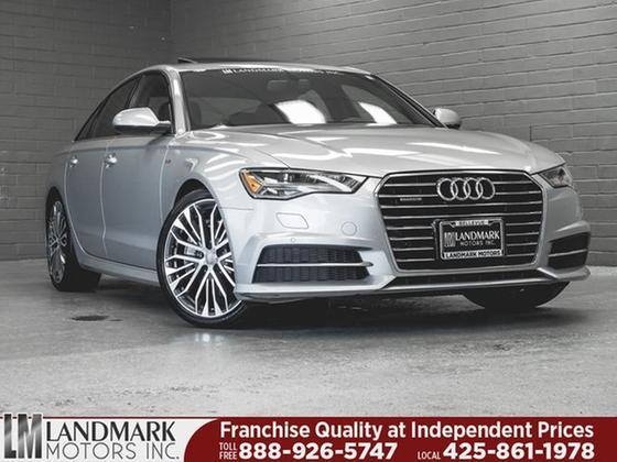 2016 Audi A6 2.0T Quattro Premium Plus:24 car images available