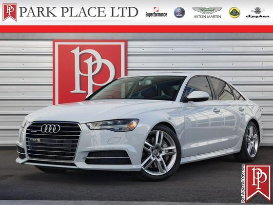 2016 Audi A6 3.0 TDI Premium Plus:24 car images available