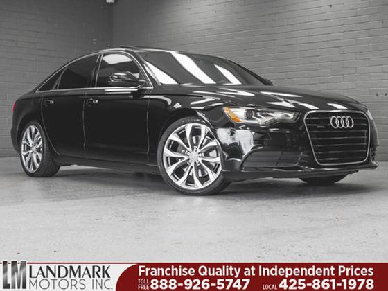 2014 Audi A6 3.0 TDI Premium Plus:24 car images available