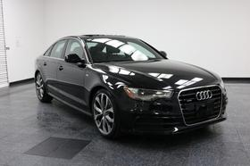 2014 Audi A6 3.0L TDI Prestige:24 car images available