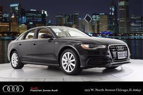 2015 Audi A6 3.0T Premium Plus:24 car images available