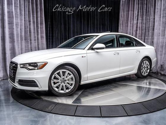 2015 Audi A6 3.0T Premium Plus:24 car images available