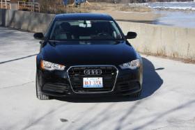 2012 Audi A6 3.0T Premium Plus