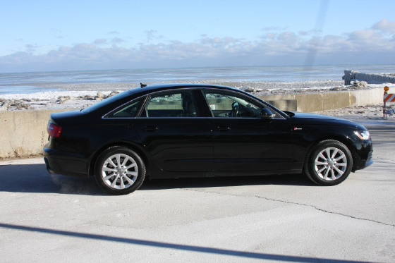 2012 Audi A6 3.0T Premium Plus:9 car images available
