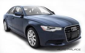 2014 Audi A6 3.0T Premium Plus:24 car images available