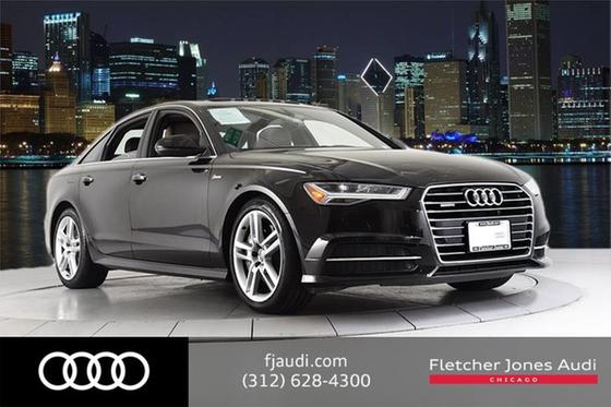 2016 Audi A6 3.0T Premium Plus:24 car images available