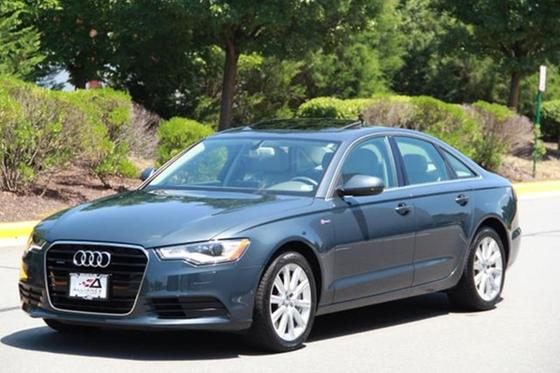 2013 Audi A6 3.0T Premium Plus:24 car images available