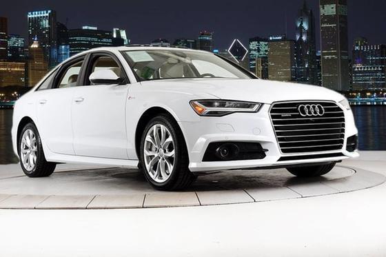 2017 Audi A6 3.0T Premium Plus:24 car images available