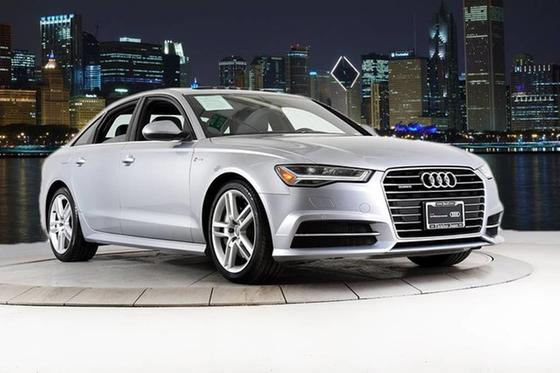 2016 Audi A6 3.0T Premium Plus:24 car images available