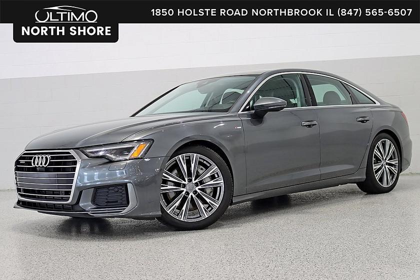 2019 Audi A6 3.0T Premium Plus:24 car images available