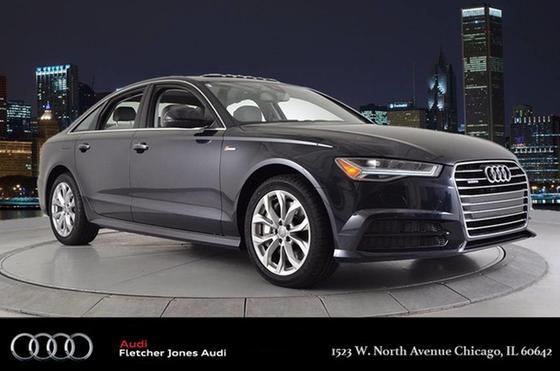2017 Audi A6 3.0T Prestige:24 car images available