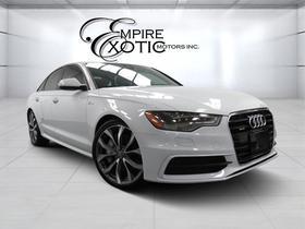 2015 Audi A6 3.0T Prestige:24 car images available