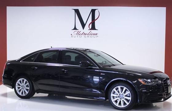 2014 Audi A6 3.0T Prestige:24 car images available