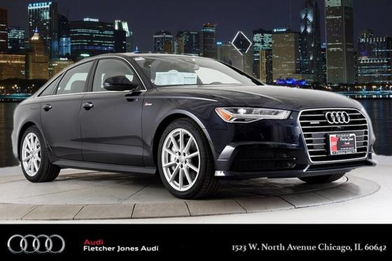 2018 Audi A6 3.0T Prestige:24 car images available