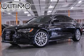 2012 Audi A6 3.0T Prestige:24 car images available
