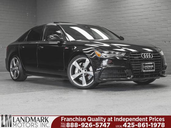 2016 Audi A6 3.0T Prestige:24 car images available