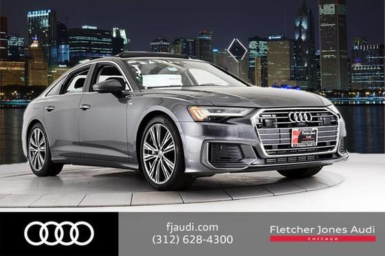 2019 Audi A6 3.0T Prestige:24 car images available