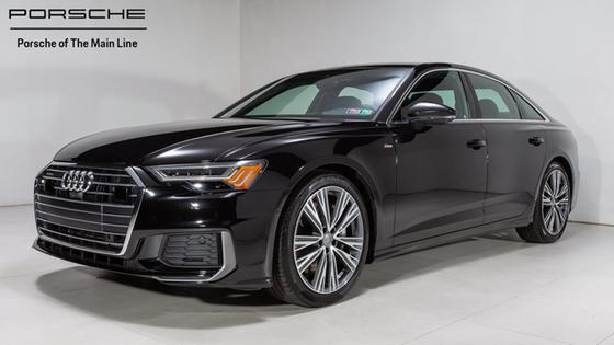 2019 Audi A6 3.0T Prestige:23 car images available