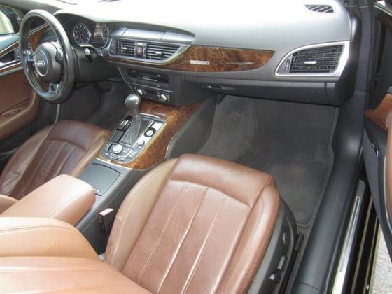 2013 Audi A6 3.0T Prestige