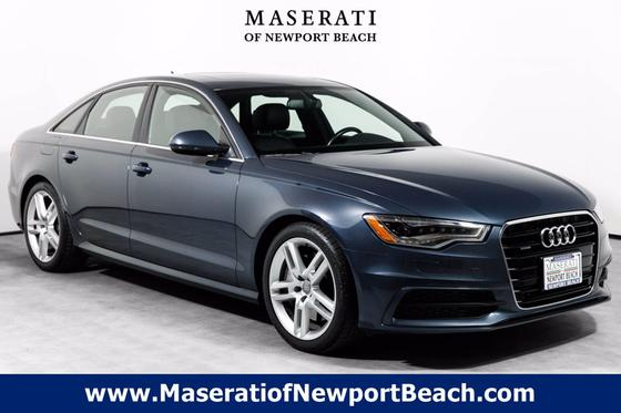 2014 Audi A6 3.0T Prestige:22 car images available