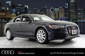 2015 Audi A6 3.0T:24 car images available
