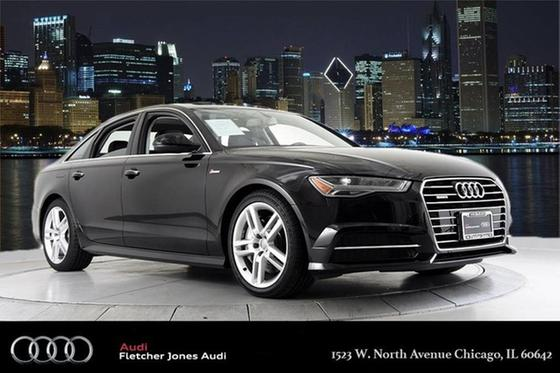 2016 Audi A6 3.0T:24 car images available