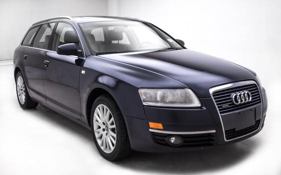 2006 Audi A6 3.2 Avant Quattro:22 car images available