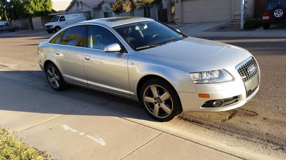 2008 Audi A6 3.2 Quattro:6 car images available