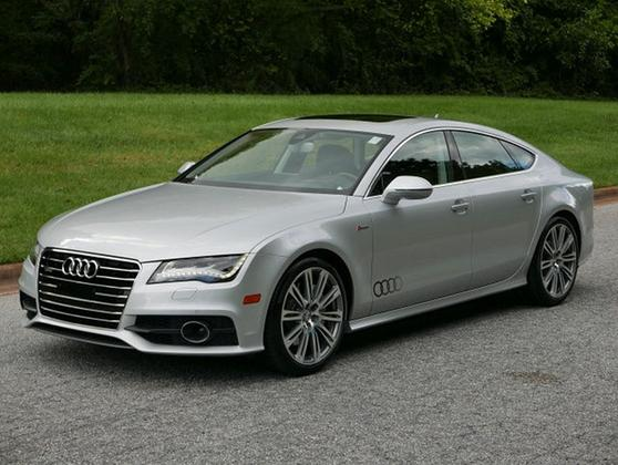 2012 Audi A7 :24 car images available