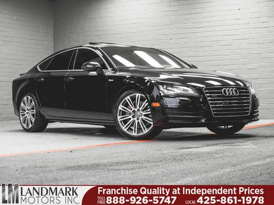 2013 Audi A7 :24 car images available