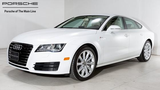 2012 Audi A7 :22 car images available